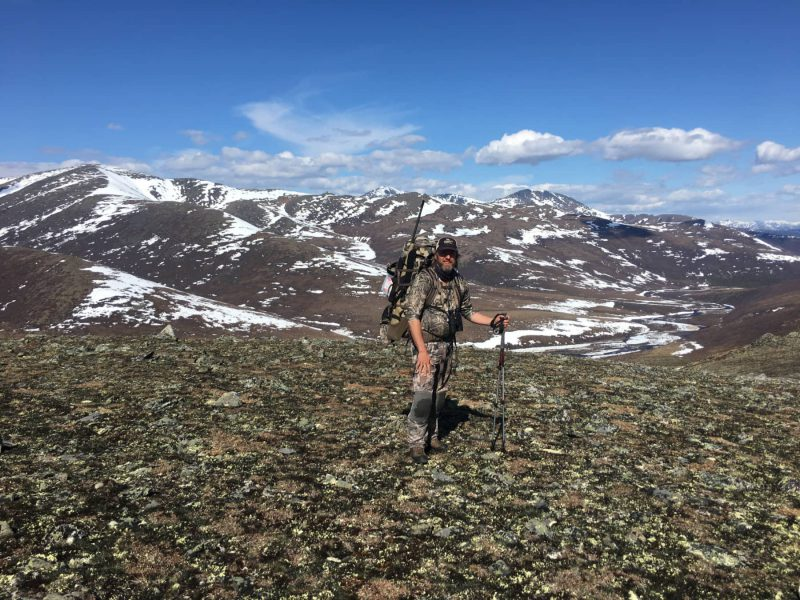 Alaska Backcountry Hunting