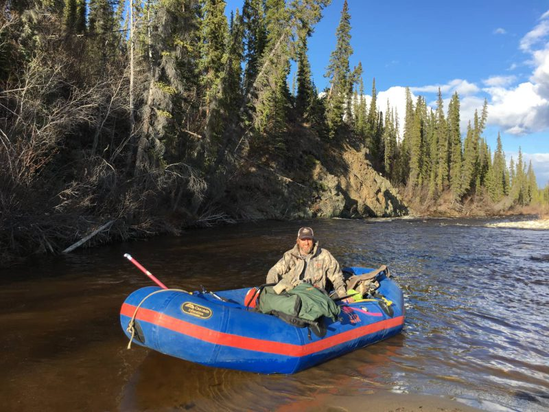 Alaska Brooks Range Float Hunt