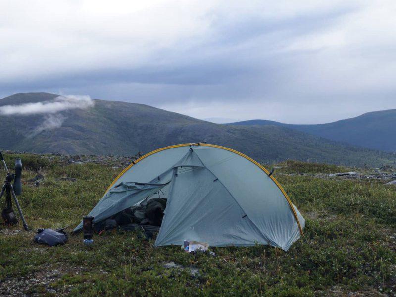 Alaska Hunt Camp