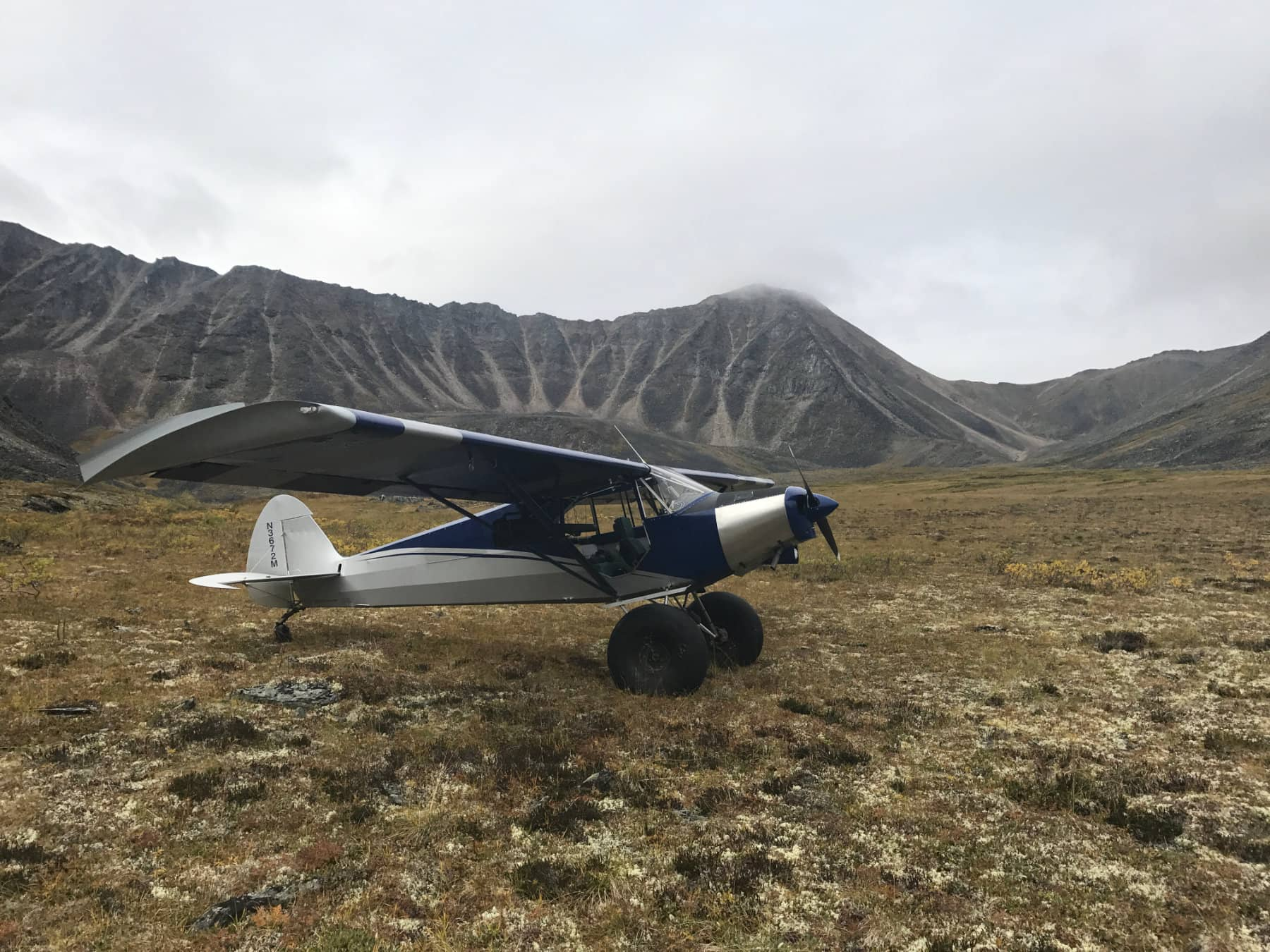 Remote Hunt Brooks Alaska
