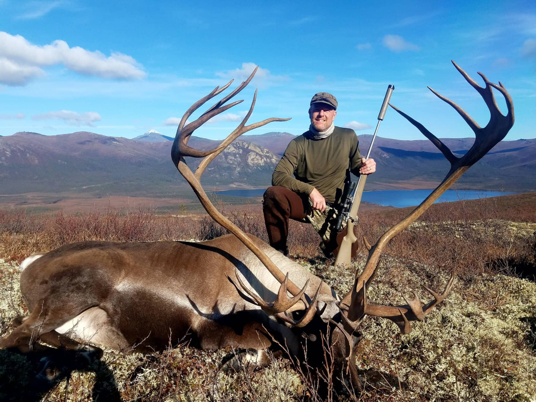 Alaska Caribou Hunts in the Brooks Range