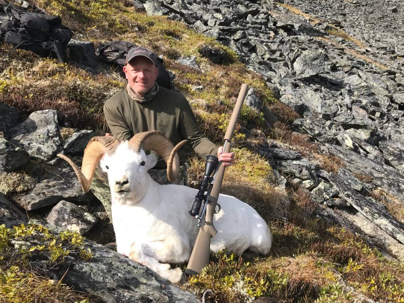 Alaska Dall Sheep Hunts In The Brooks Range