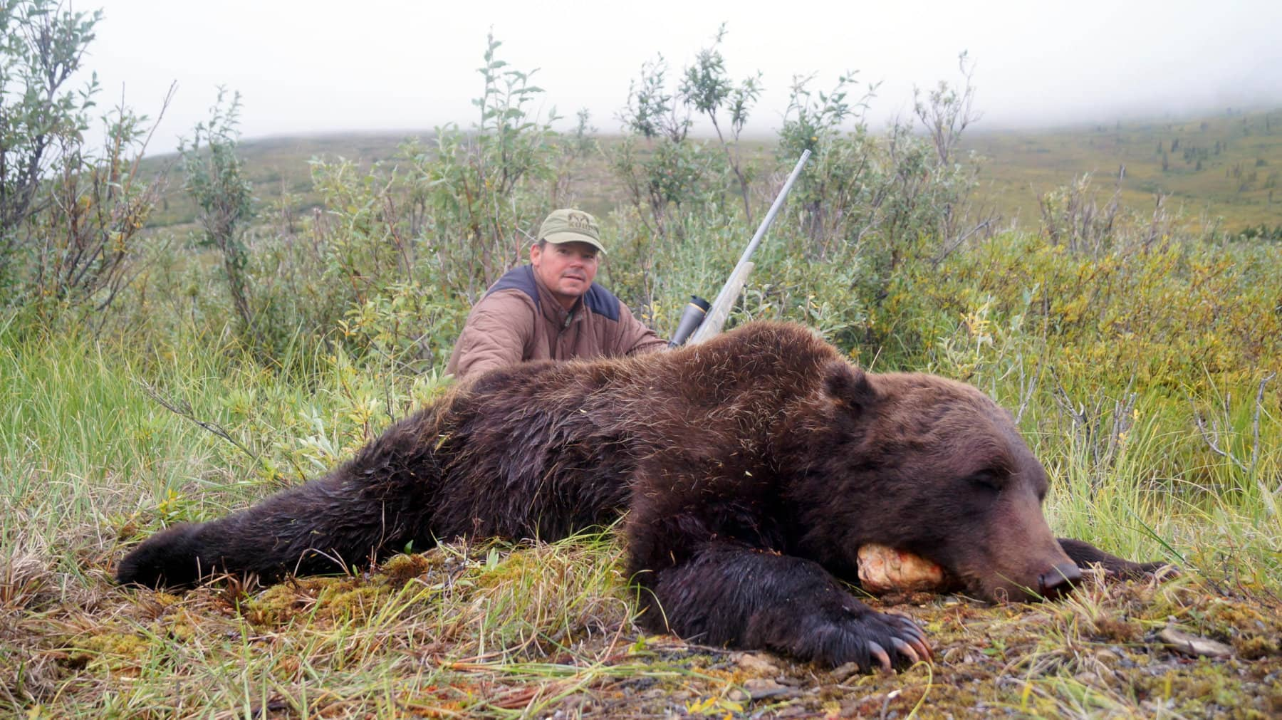 Alaska Grizzly Hunts