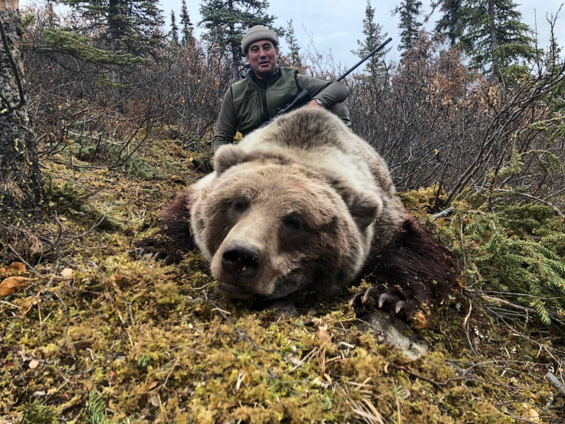 Brooks Range Alaska Grizzly Hunt