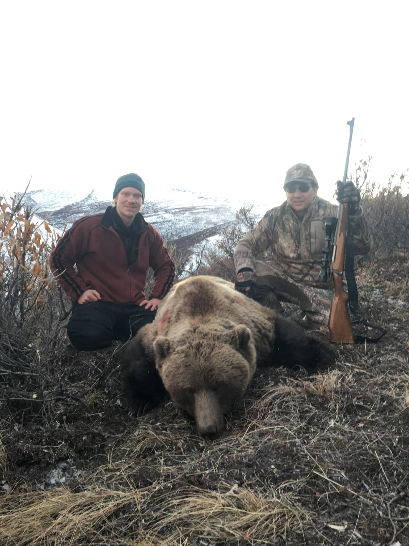 Brooks Range Bear Guided Hunts