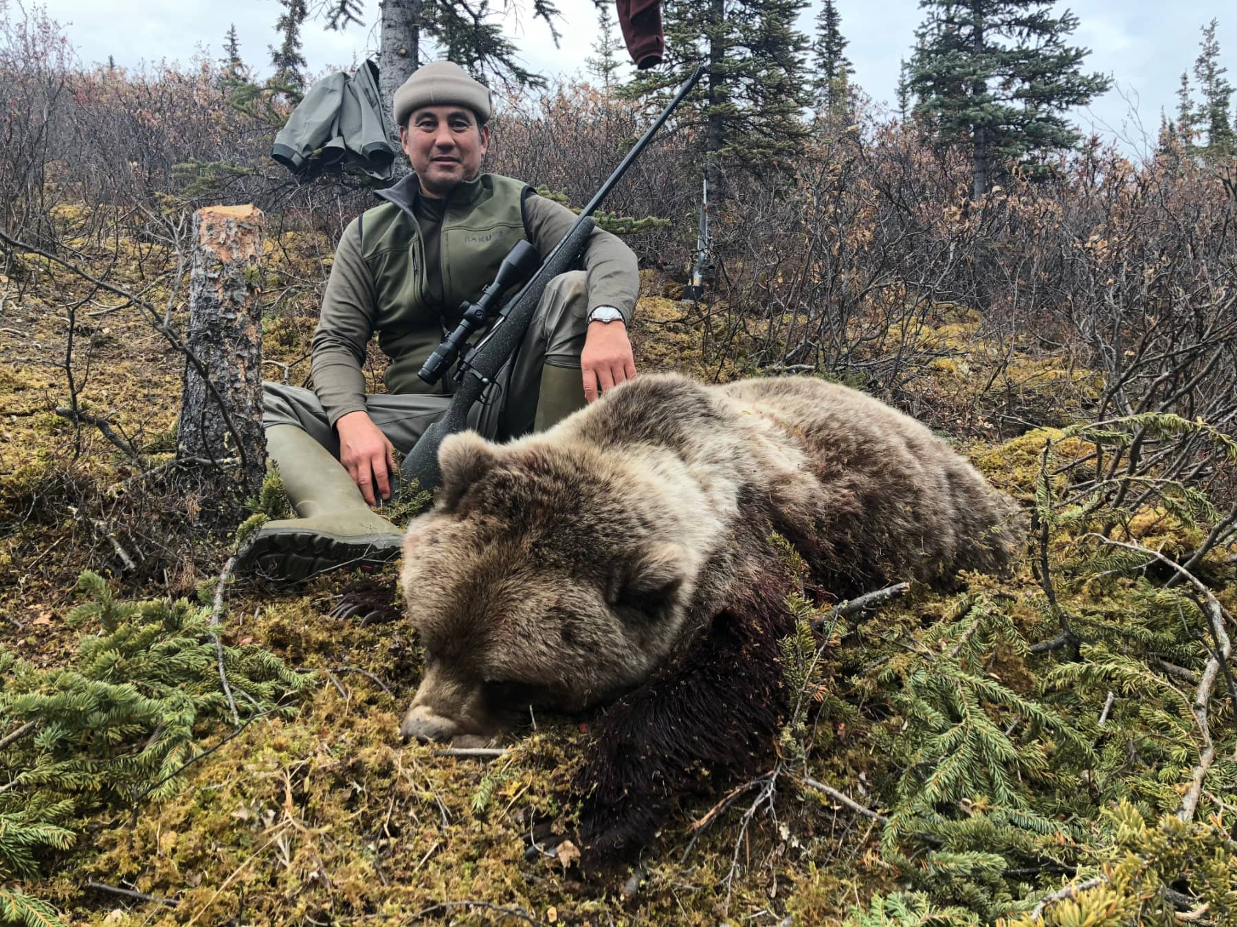 Brooks Range Bear Hunts