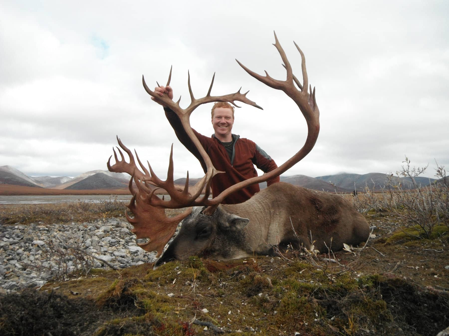 Brooks Range Caribou Hunts