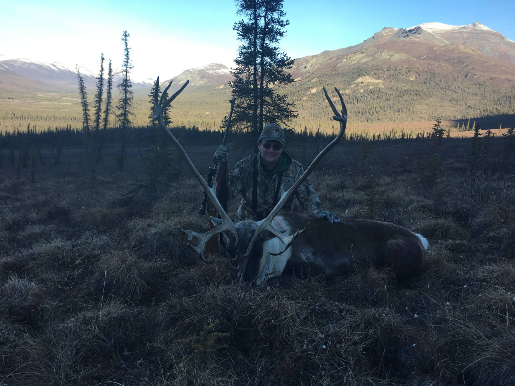 Caribou Hunts Alaska Brooks Range