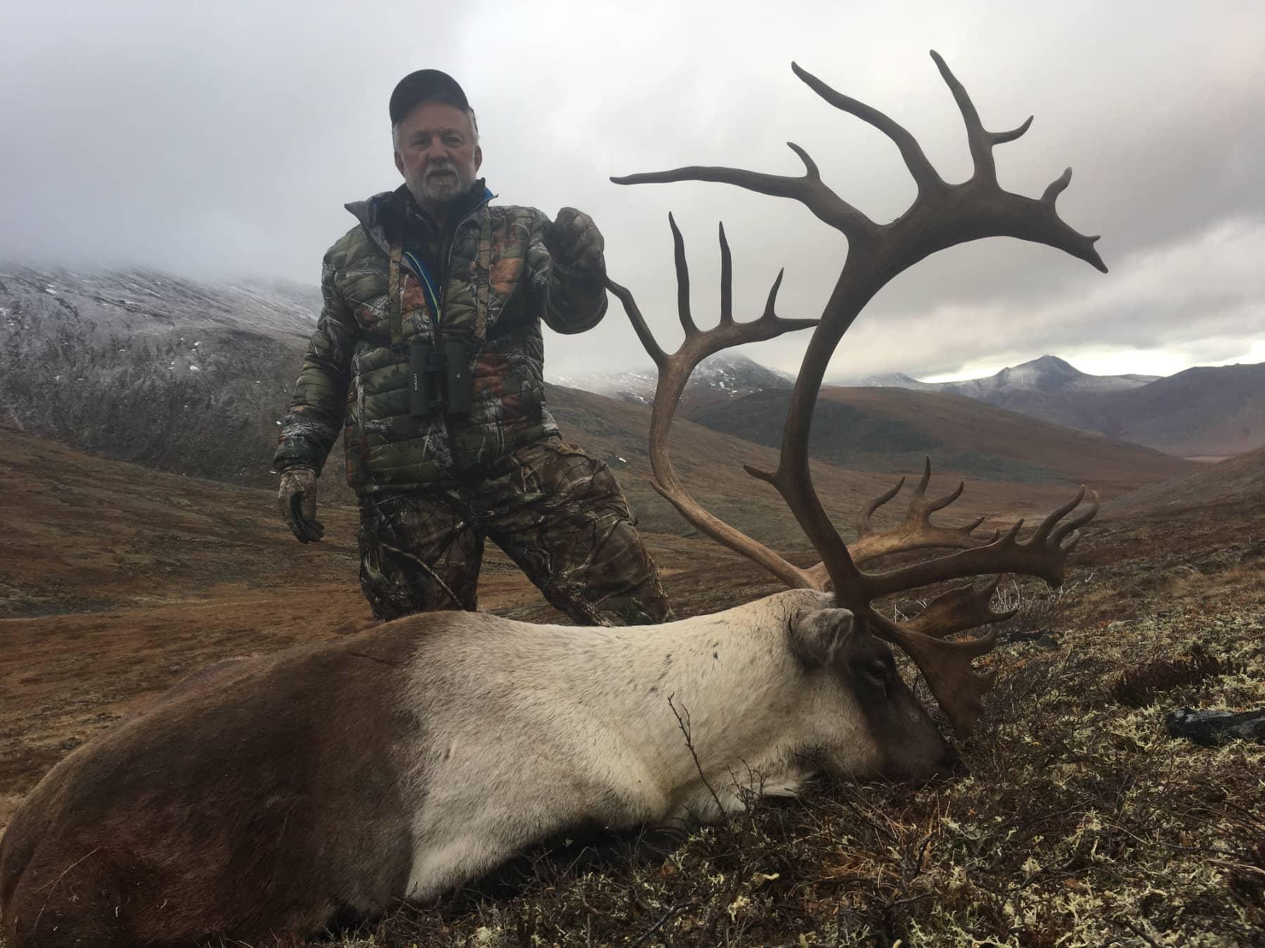 Caribou Hunts Alaska