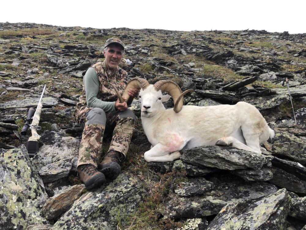 Mark McCarthy Dall Sheep Hunt